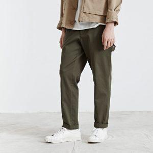 19SS - COP3505-棉質畫家工作長褲