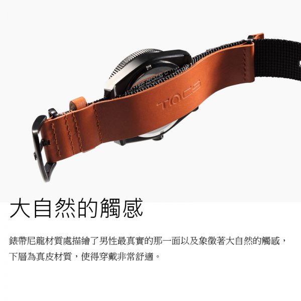 日本原創品牌 TACS - 鏡頭在手-北約限定款 NATO-LENS