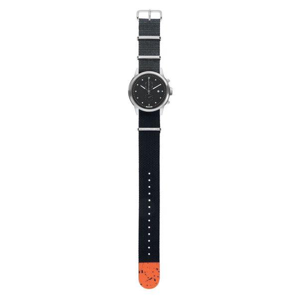 HYPERGRAND - Maverick - 冷鋼計時系列 橘色燃點