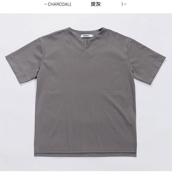 20SS-小V剪裁上衣