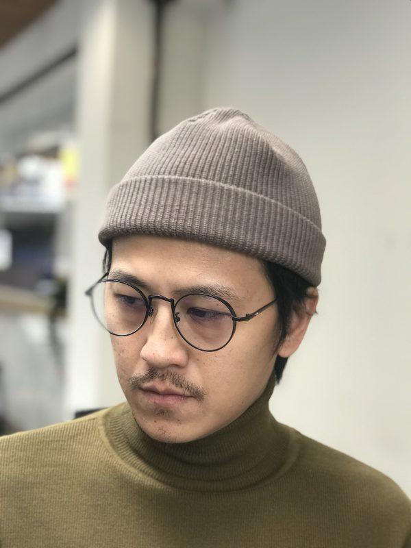 18AW - 短毛帽
