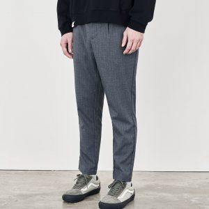 18AW - Pant (1616 條紋西裝打摺長褲)