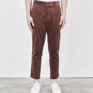 18AW - Pant (1616 燈芯絨打摺長褲)