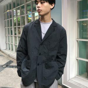 19SS - 尼龍西裝外套