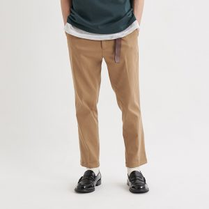 19SS - COP1616 斜紋打折長褲