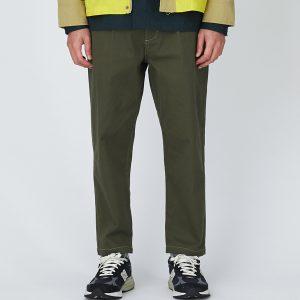 19SS - COP3542 - 水洗棉質Tapered長褲