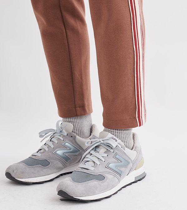 19SS - 配色織帶休閒長褲