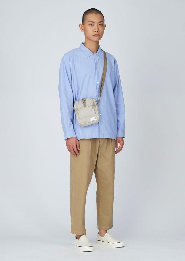 19SS - 吸濕牛津寬版襯衫