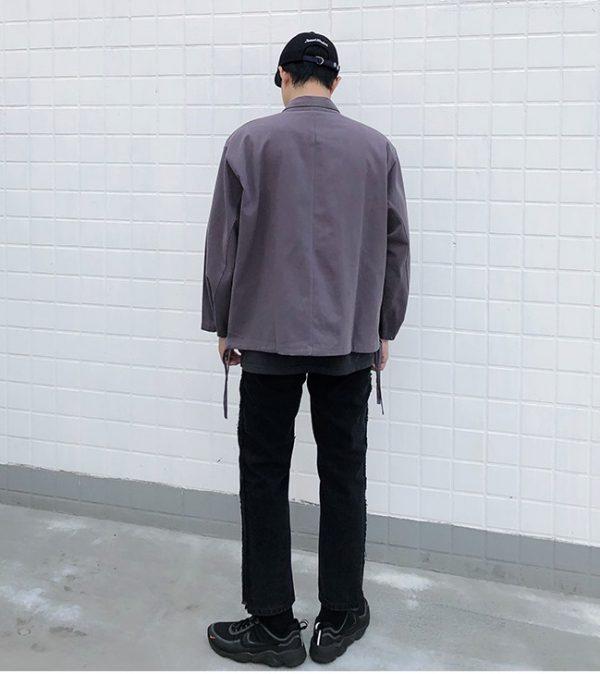 19SS - 大口袋襯衫外套