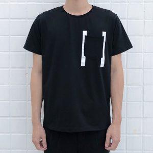 19SS - 口袋短TEE