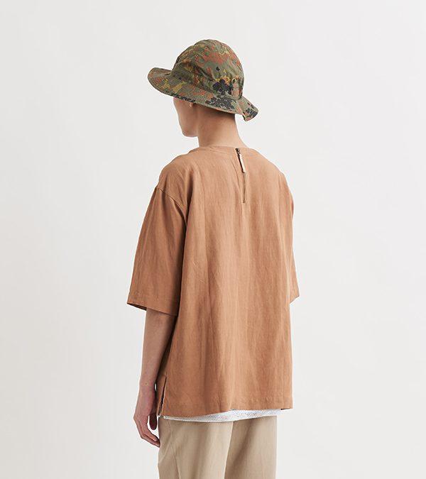 19SS - 棉麻混紡上衣