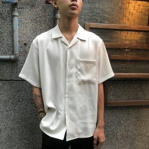 19SS ─ 華夫格古巴領襯衫