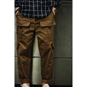 19SS - 多口袋工作褲