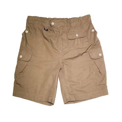19SS - 戶外工裝短褲 (駝色)