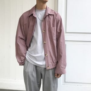 19SS - 輕薄襯衫外套