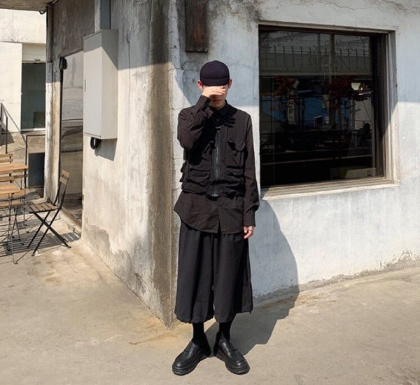 19SS ─ 多口袋工裝背心