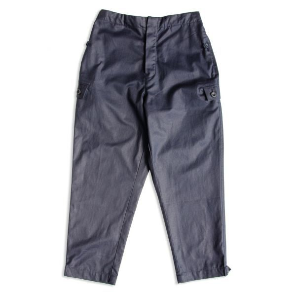 19SS - 東德軍NVA繭型軍工褲