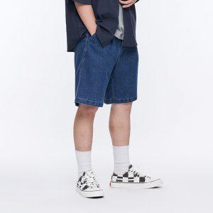 19SS - Coolmax®吸濕快乾丹寧短褲