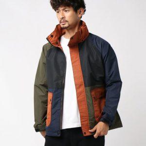 19AW - 收領大口袋outdoor外套