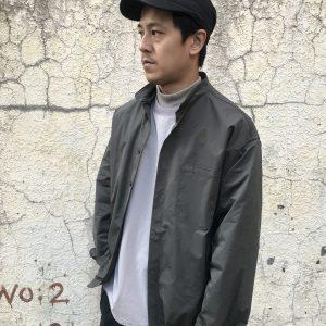 19AW - 雙領風衣襯衫外套