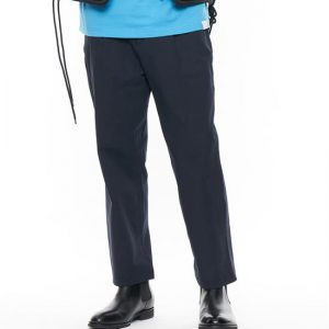 20SS - 彈性棉質錐形長褲