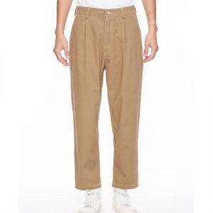 20SS - 磨毛彈性錐形長褲