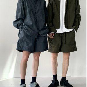 20SS - 尼龍襯衫外套