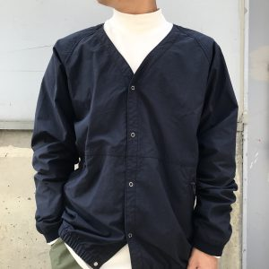 20SS - 尼龍v領外套