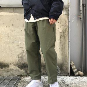 20SS - 尼龍錐型褲