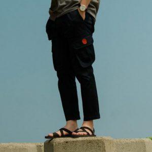 20SS - 多口袋軍工褲