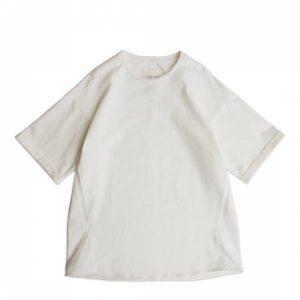 20SS - 米蘭棉捲袖T恤