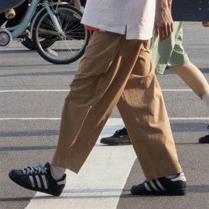 20SS - 吸濕快乾抽繩長褲