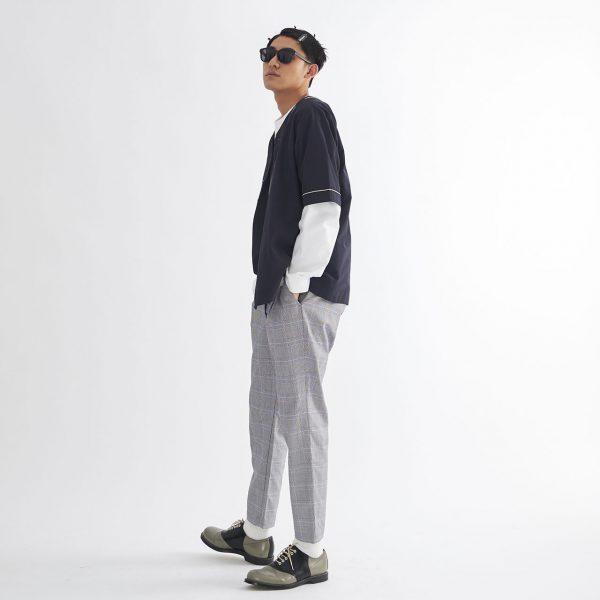 20SS - 尼龍棒球襯衫
