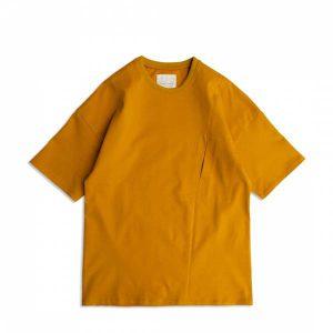 20SS - 米蘭棉口袋T恤