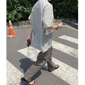 20SS - 變形蟲短袖襯衫